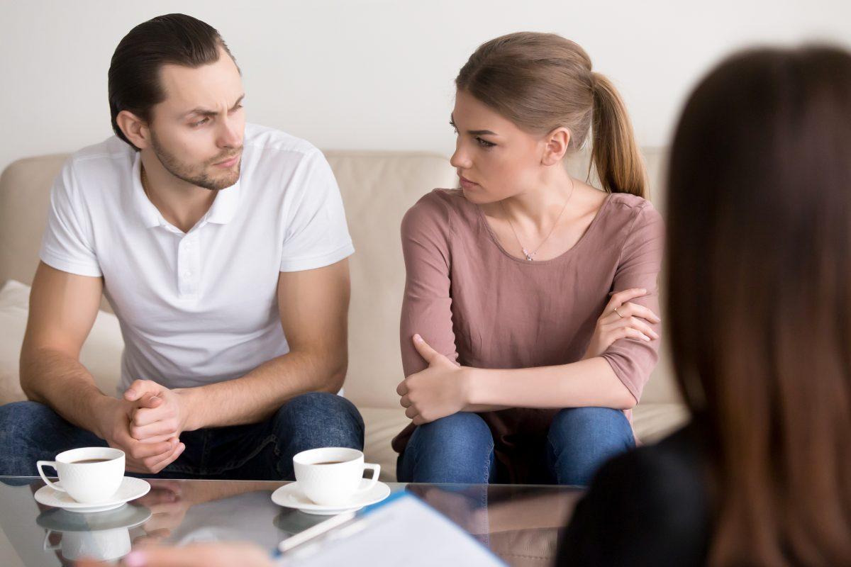 مهارتهای مقابله با همسر عصبانی