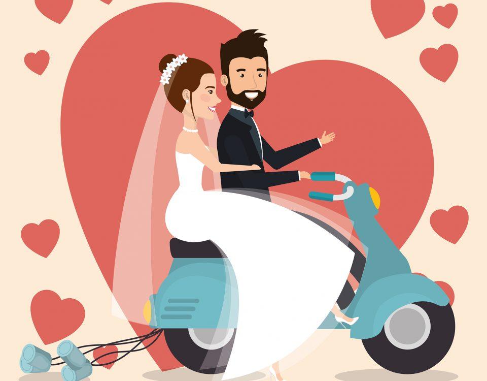 مگر چندبار می توانید ازدواج کنید؟