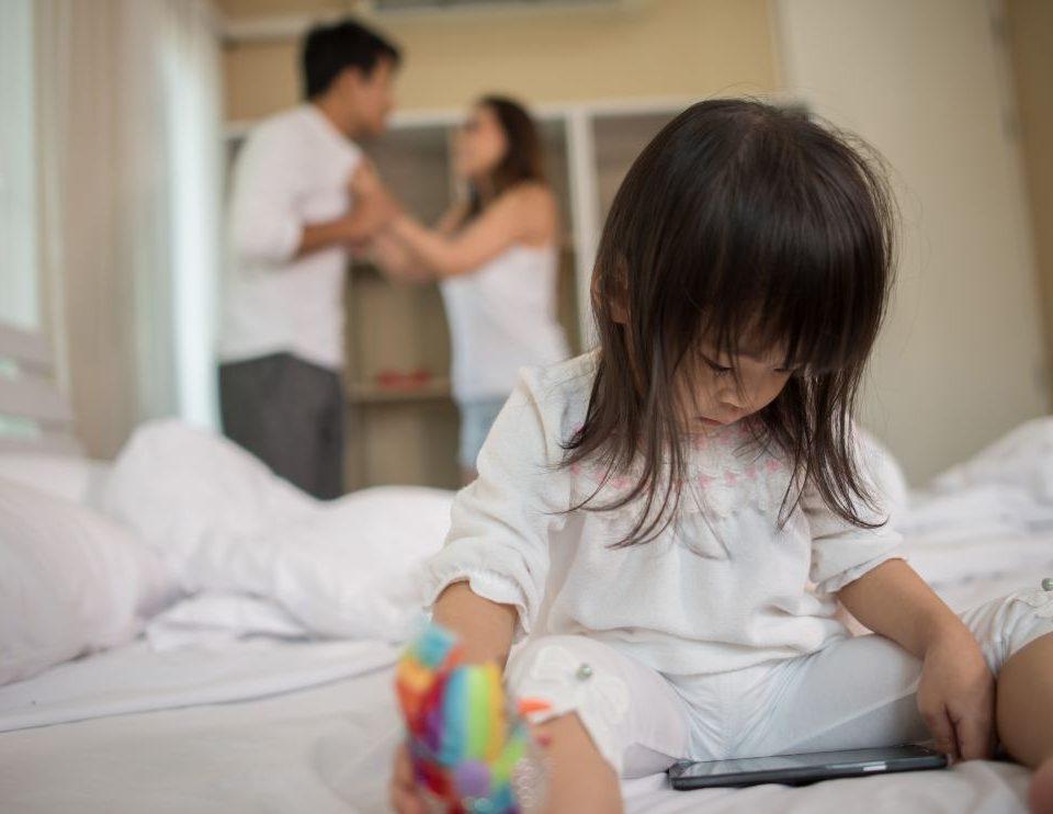 پنج روش برای پایان دادن به دعوای زناشویی