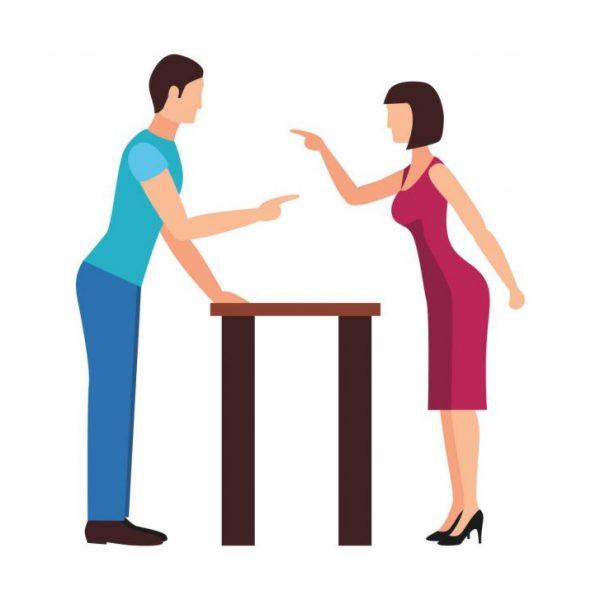 موانع گوش دادن در روابط همسران