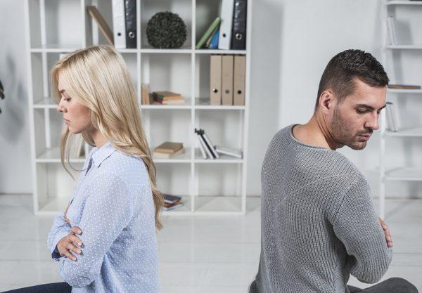 مشاجره همسران چطور اتفاق می افتد؟